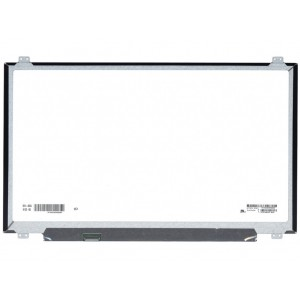 "17.3"" Full HD Display LED Schermo LP173WF4 SP D1 Originale"