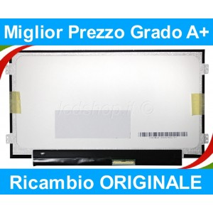 "Samsung Np-Nc110-A05Ee 10.1"" Lcd Display Schermo Originale Wsvga Led Slim  (01L4SL550)"