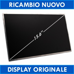 "15.6"" AU OPTRONICS AUO B156XW02 V.6 H/W:0A F/W:1 Display Schermo HD Led"