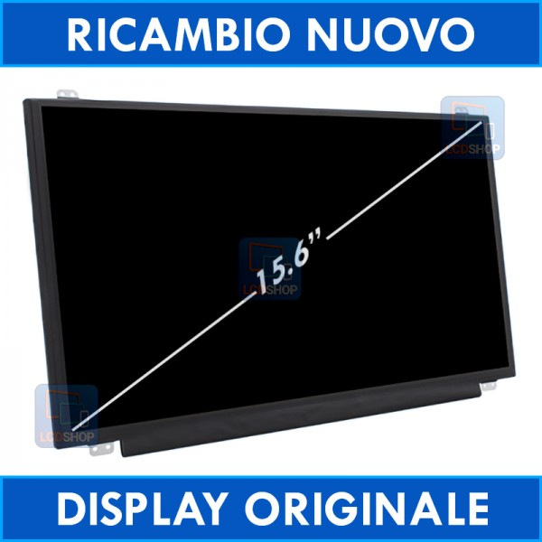 15.6 Asus F550L Serie Lcd Display Schermo Hd Led 40 Pin - LcdShop