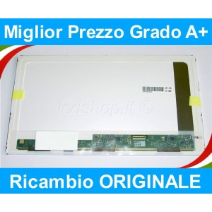 "15.6"" Display Led HP Pavilion DV6-2022EG HD 40Pin Schermo"