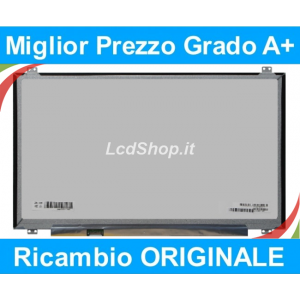 "17.3"" Led Hp 17-X002NQ 30Pin eDP Display-Schermo Originale"
