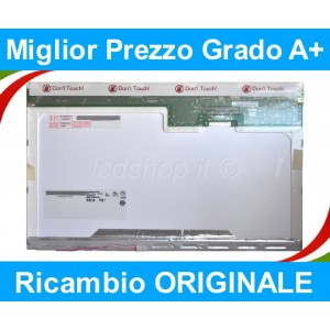 "Toshiba U400-13G Lcd Display Schermo Originale 13.3"" Wxga 1280X800 20Pin  (332CW448)"