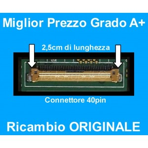 Bt101Iw03 V.0 Compaq Mini Cq10-100Ss Lcd Display Schermo Originale 10.1 Led  (01L4W995) - LcdShop
