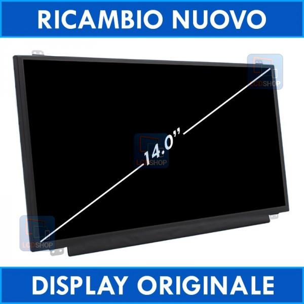 Display 14 NV140FHM-N43 Schermo Led Full Hd eDP - LcdShop.it